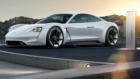 EV Home Installation for Porsches in CT
